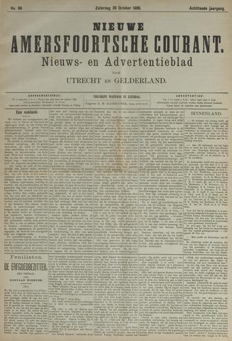 Nieuwe Amersfoortsche Courant 1889-10-26