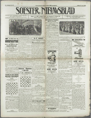 Soester Courant 1927-06-24