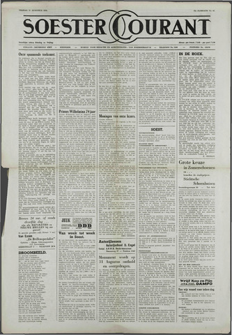 Soester Courant 1954-08-27