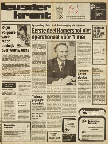 Leusder Krant 1980-01-29