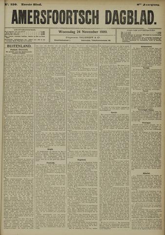 Amersfoortsch Dagblad 1909-11-24