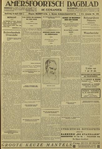 Amersfoortsch Dagblad / De Eemlander 1933-04-13