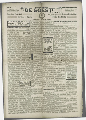 Soester Courant 1926-03-20