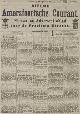 Nieuwe Amersfoortsche Courant 1917-09-12