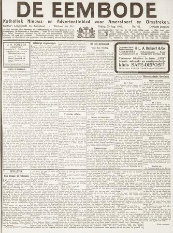 De Eembode 1916-08-25