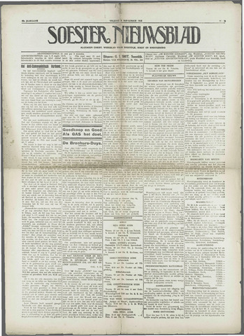 Soester Courant 1933-09-08