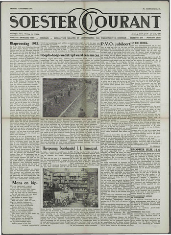 Soester Courant 1958-11-07