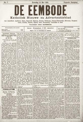 De Eembode 1895-05-18