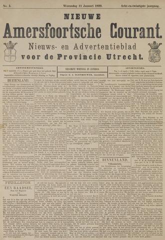 Nieuwe Amersfoortsche Courant 1899-01-11