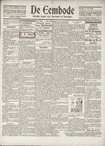 De Eembode 1935-07-16