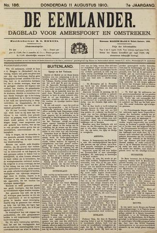 De Eemlander 1910-08-11