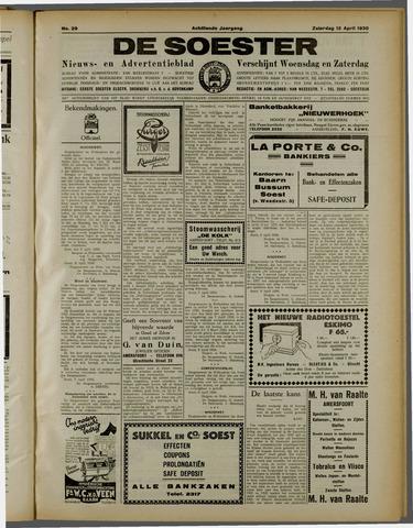 De Soester 1930-04-12