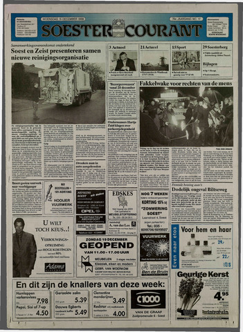 Soester Courant 1999-12-15