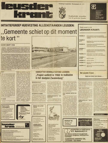 Leusder Krant 1978-09-14