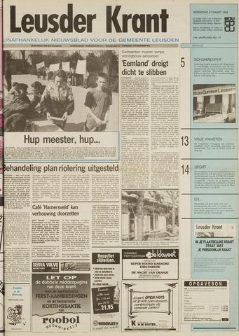 Leusder Krant 1993-03-31