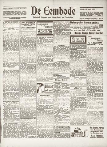 De Eembode 1932-03-18