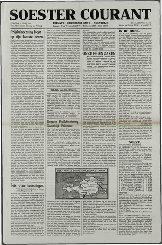 Soester Courant 1949-06-14