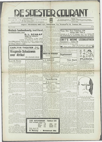 Soester Courant 1935-11-01
