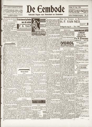 De Eembode 1934-08-24