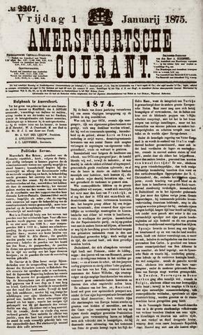 Amersfoortsche Courant 1875