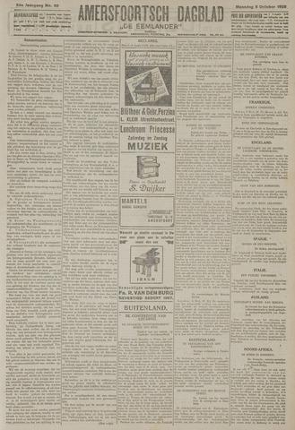 Amersfoortsch Dagblad / De Eemlander 1925-10-05