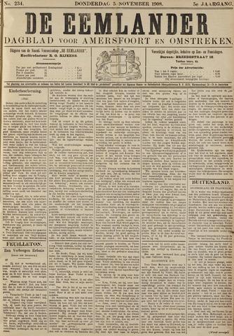 De Eemlander 1908-11-05