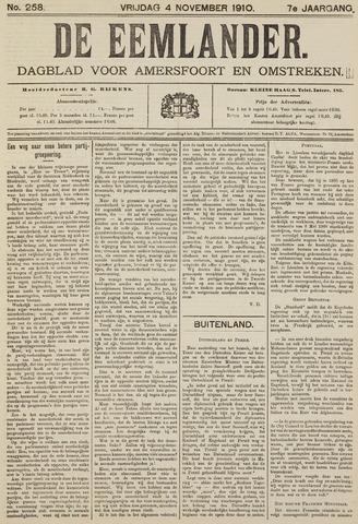 De Eemlander 1910-11-04