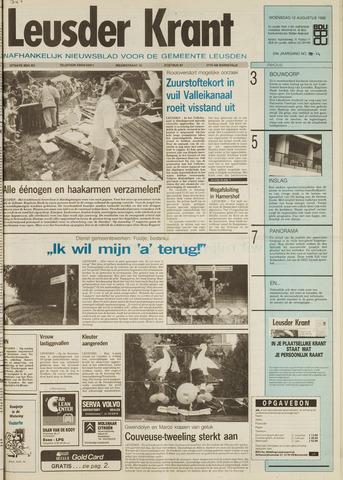 Leusder Krant 1992-08-12