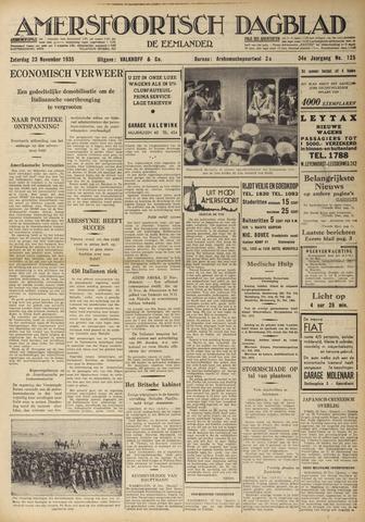 Amersfoortsch Dagblad / De Eemlander 1935-11-23