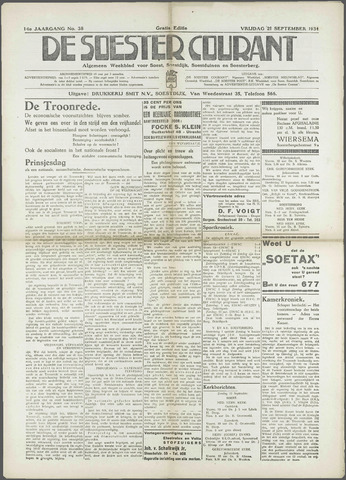 Soester Courant 1934-09-21