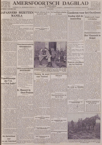 Amersfoortsch Dagblad / De Eemlander 1942-01-03