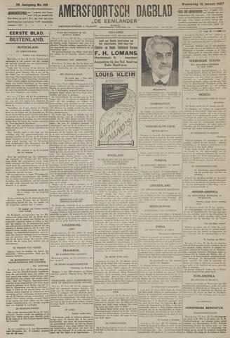 Amersfoortsch Dagblad / De Eemlander 1927-01-12