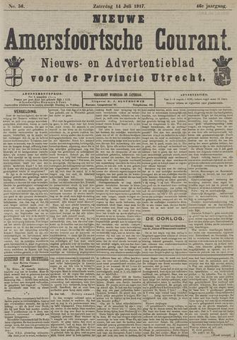 Nieuwe Amersfoortsche Courant 1917-07-14