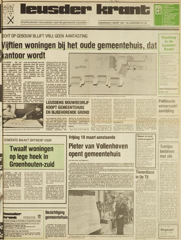 Leusder Krant 1983-03-03