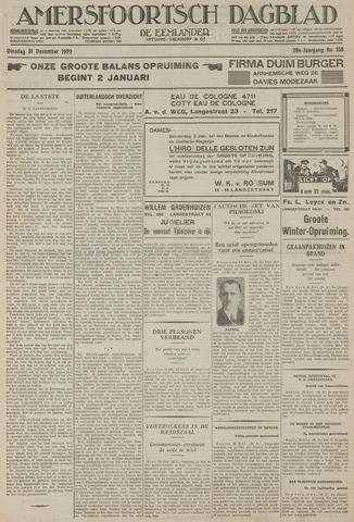 Amersfoortsch Dagblad / De Eemlander 1929-12-31