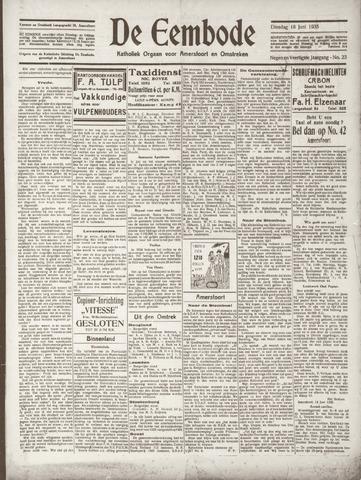 De Eembode 1935-06-18