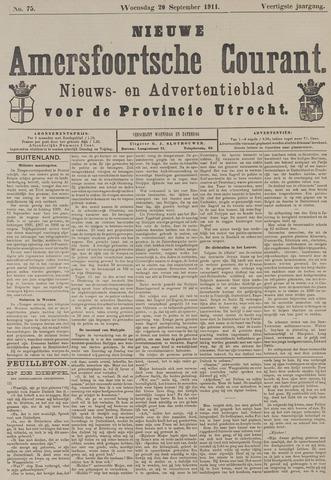 Nieuwe Amersfoortsche Courant 1911-09-20