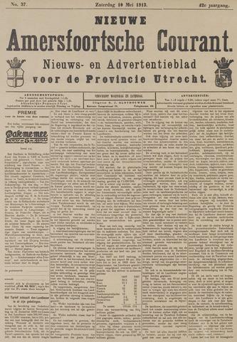 Nieuwe Amersfoortsche Courant 1913-05-10