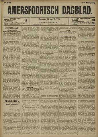 Amersfoortsch Dagblad 1905-04-22