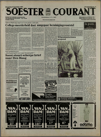 Soester Courant 1982-11-10
