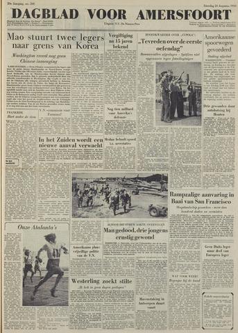 Dagblad voor Amersfoort 1950-08-26