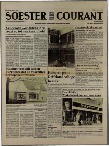 Soester Courant 1977-06-30