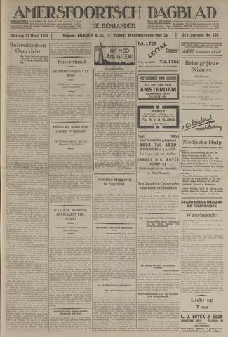 Amersfoortsch Dagblad / De Eemlander 1934-03-31