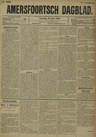 Amersfoortsch Dagblad 1909-06-29