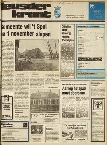 Leusder Krant 1977-04-21
