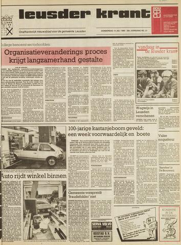 Leusder Krant 1988-07-14