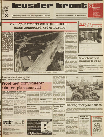 Leusder Krant 1986-09-18