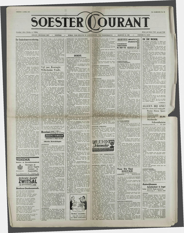 Soester Courant 1954-04-02