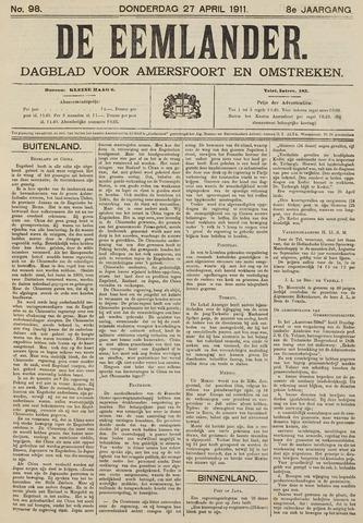 De Eemlander 1911-04-27