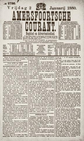 Amersfoortsche Courant 1880